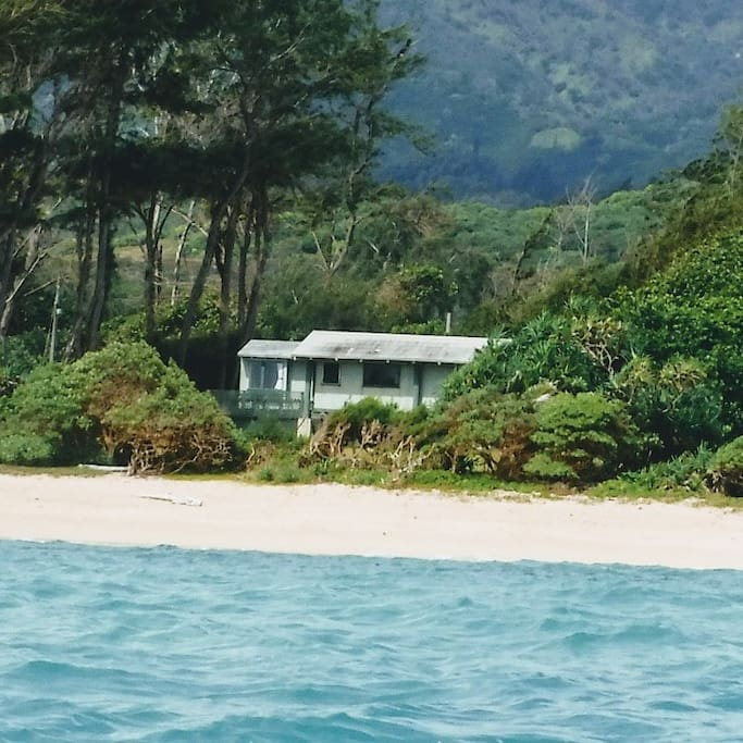 Beach House For Rent Oahu: Cabins For Rent In Malaekahana Beach