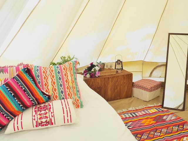 Tentz Pop up Hotel - Little Mountain - Zelt