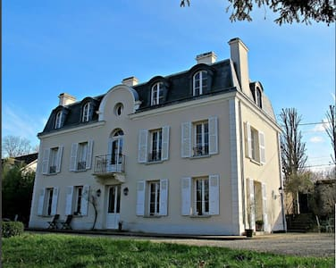 Maison de caractère,  bord de Seine - Bois-le-Roi