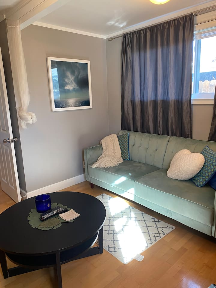 Private two room apartment near Hospital