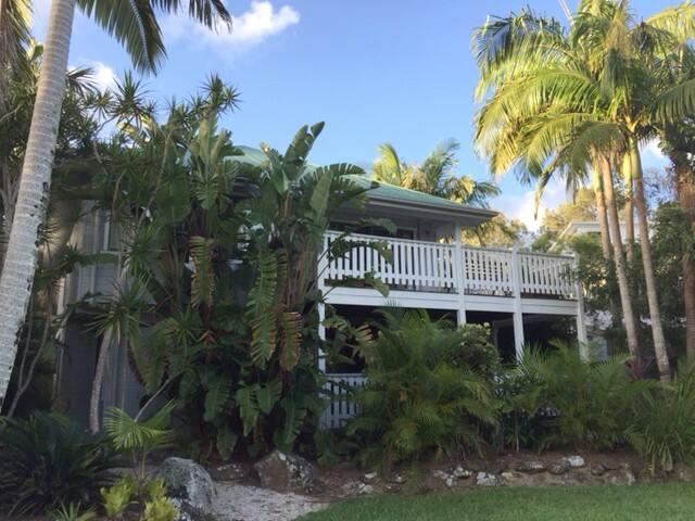 Beach house close to Festivals - South Golden Beach - บ้าน