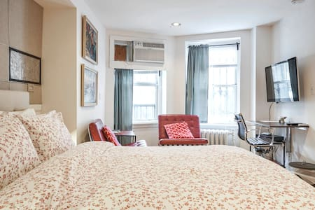 Comfortable Private Room in Historic Park Slope