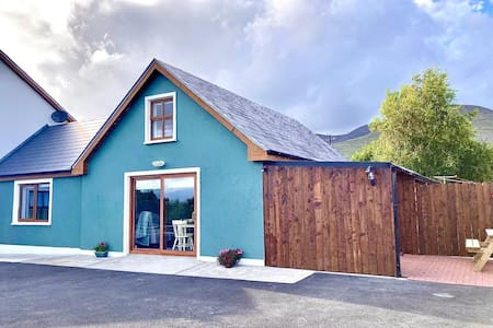 Grouse Lodge -  New Build on the Dingle Peninsula