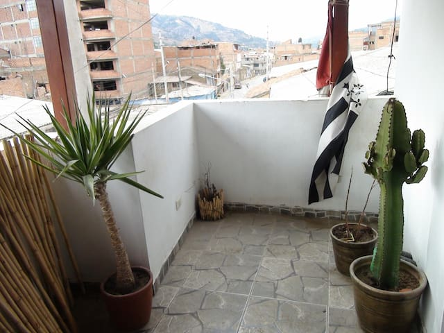 Mini flat / departement in central - Huaraz - Wohnung