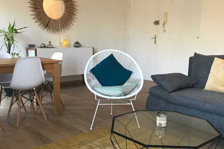 Charmant appartement à 8 min du centre de Lille