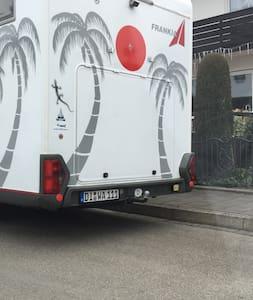 Wohnmobil Frankia 7,9 m Lang - Rosenheim - Wohnwagen/Wohnmobil