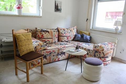 Cozy Cube Apartment