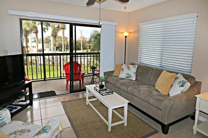 Ocean Side Complex  B23 With Heated Pool