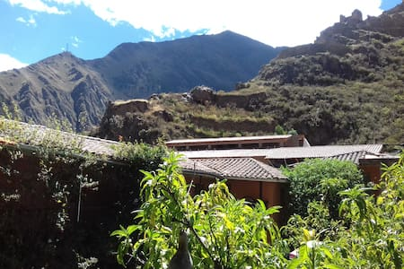 Dorm 4 persons: wonderful views! - Ollantaytambo