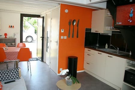 Maison 2 chb Guidel Plage  jardin parking wifi
