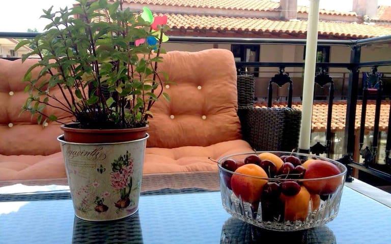 Lovely  Apt Nancy-Halkidiki -