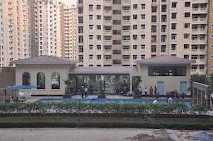 Happy Home Mango people - Noida - Flat
