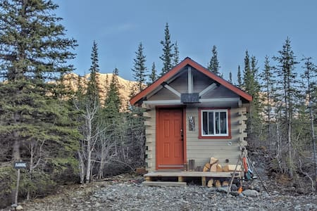 Moose Cabin Mountain Getaway