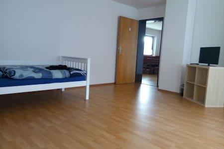 Große Wohnung 3 Zimmer Tückelhausen bis 8 Pers - Ochsenfurt - Apartmen