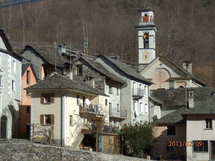 Casa Radegonda, Prato-Sornico