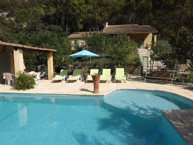 Superbe mas familial en Drome Provençale - Saint-Restitut - 獨棟