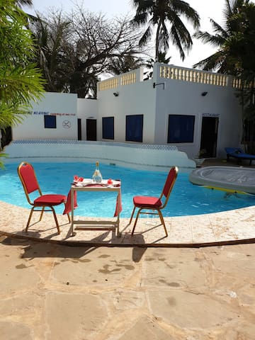 KIVULI VILLAS IS ONE OF THE BEST HOLIDAY HOME .
