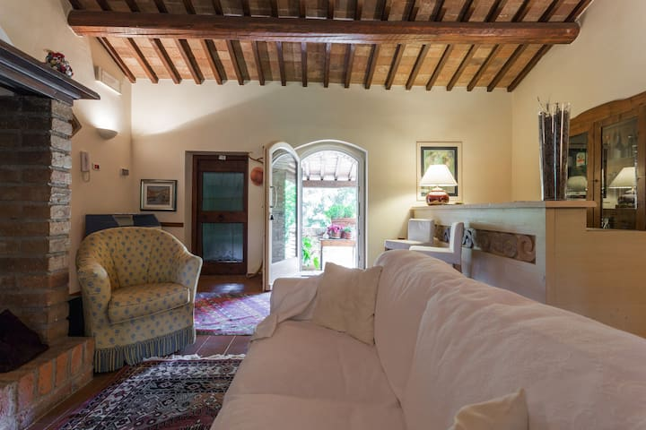 Luxury CountryVilla close to Montepulciano  Pienza