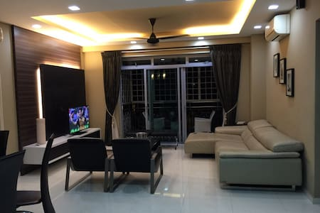 Great common room at central area - Singapore