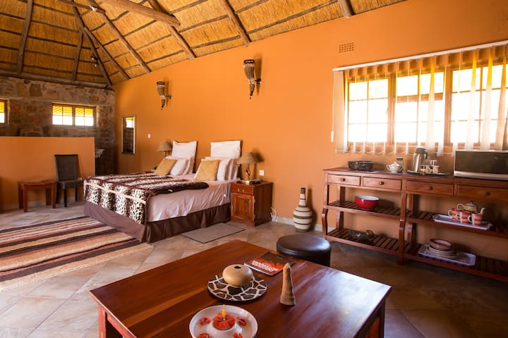 A New Earth Guest Lodge Chalet