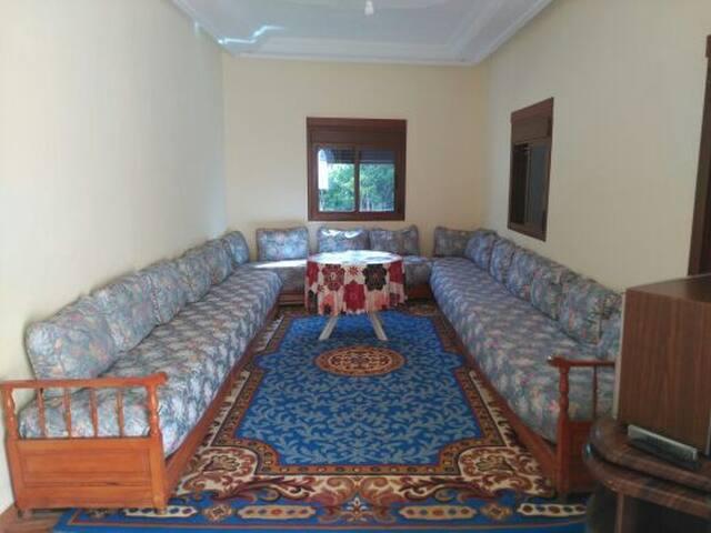 Une maison marocaine traditionnelle à louer