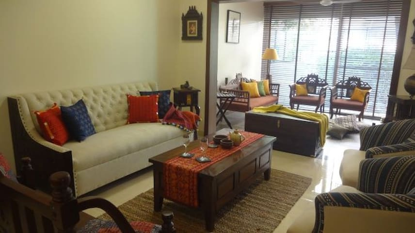 Nest away Villa for womaniya .Luxury | cozy|safe