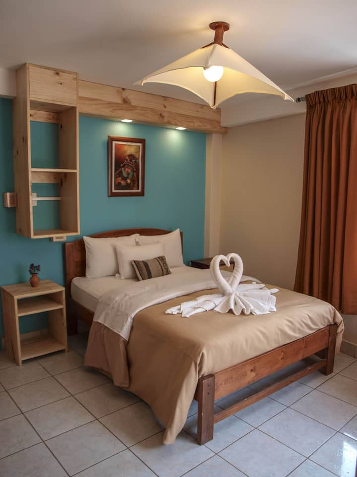 Double Room with Balcony Doña Catta Inn