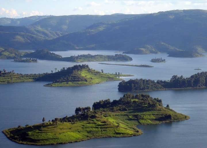 Lake Bunyonyi Eco Resort, Kyahugye Island