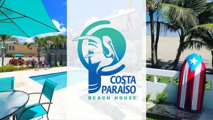 Costa Paraíso  Beach House