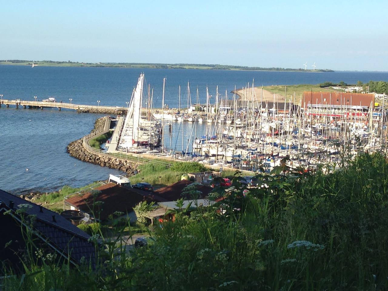 Fischerhafen Langballigau