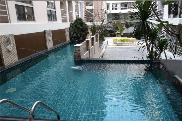 Another COMFY &  COZY STUDIO - Bangkok - Condominio