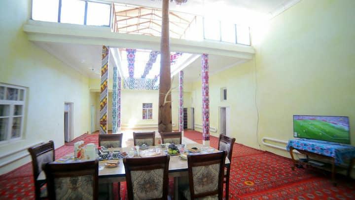 Garden House of old city Khiva