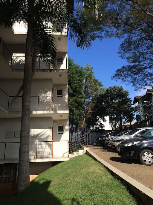 Vista apartamento