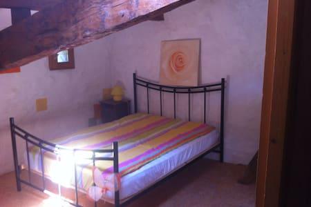 Chambre en Drôme Provençale - Taulignan - Casa