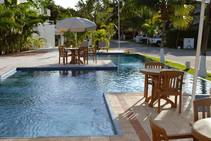 Apr 25%OFF Luxury house at the exclusive PlayaCar - Плайя-дель-Кармен - Дом