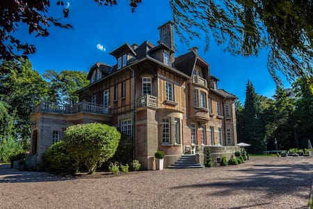 Le Château - Chambre Héritage - Fresnoy-en-Gohelle - ที่พักพร้อมอาหารเช้า