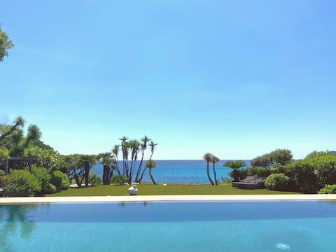 Villa,Saint Tropez, Ramatuelle, L'Escalet, piscine