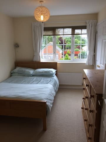 Good size Double room, Bicester Village