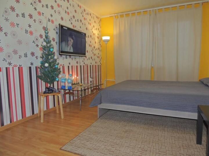 Апартаменты на Сибирской улице, 116