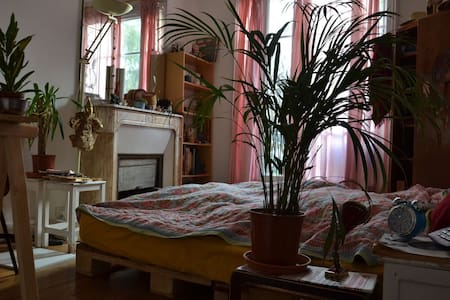 Lovely apartment in a typical Parisian area - 巴黎