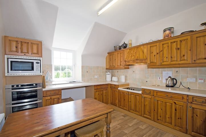 Mill Cottage in stunning riverside position - Aberdeenshire - Casa