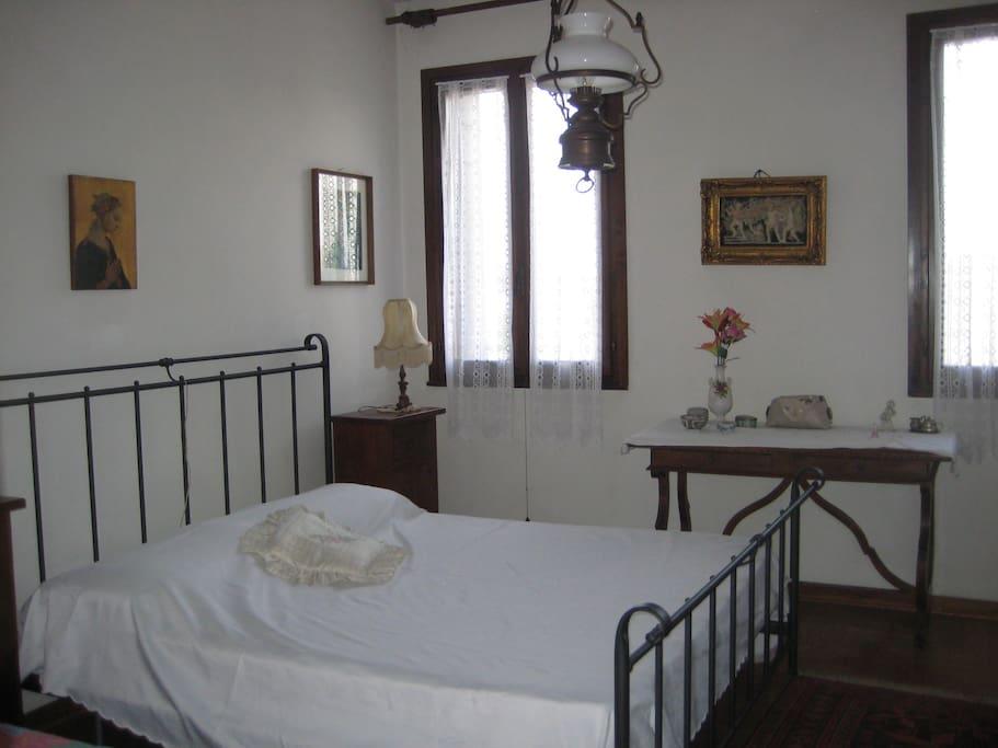 La camera Ortensia