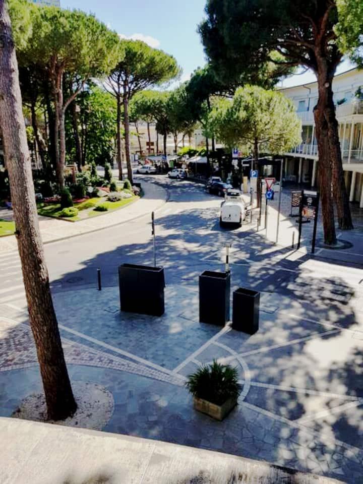 Gioiello con vista a Milano Marittima