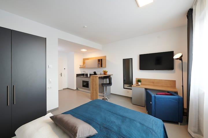 A5 Penthouse-Apartments Denkendorf