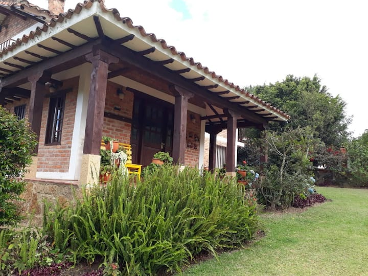 Casa Campestre Villa Cecilia  Villa de Leyva.