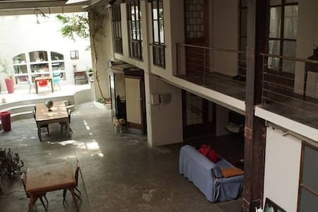 Shared room - House in San Telmo!! - Buenos Aires - Rumah
