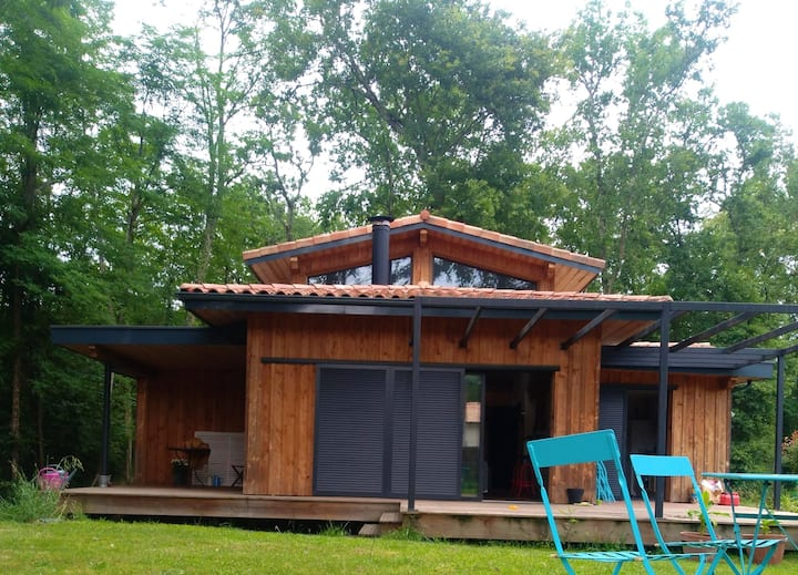 House with 3 bedrooms in Saint-Selve, with WiFi