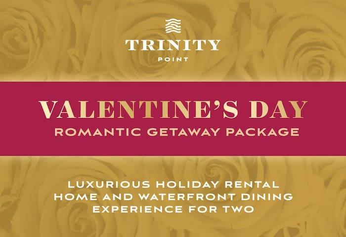 Valentine's Day Weekend at Trinity Point (T8)