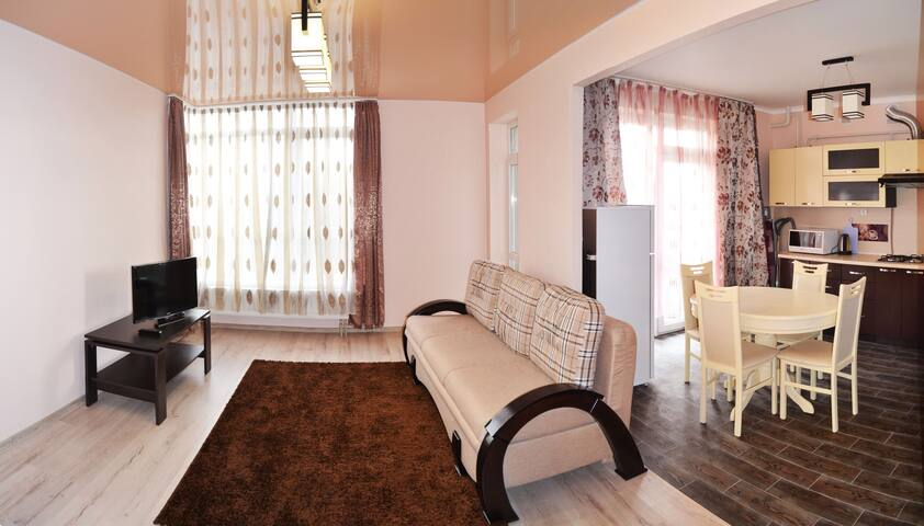Апартаменты с бесплатным Wi-Fi - Львів - Apartment