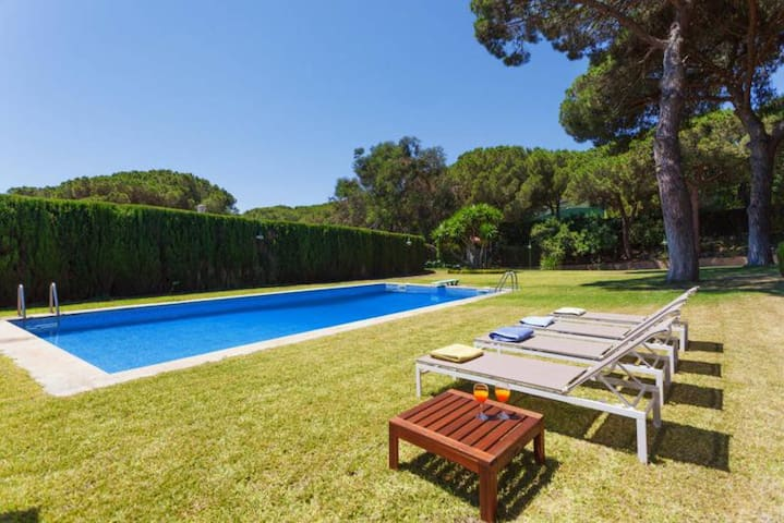 Villa Bell Air 1 for 13 people - Sant Andreu de Llavaneres - Villa